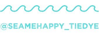 SeaMeHappy tiedye instagram