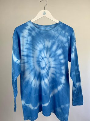 Sea Me Happy Long sleeve T-shirt blue 43, easy to combine with our gypsy pants