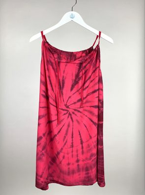 Sea Me Happy Sunshine dress red