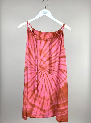 Sea Me Happy Sunshine dress terracotta-rose