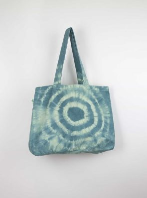 Beachbag tie-dye 3 green, Sea Me Happy
