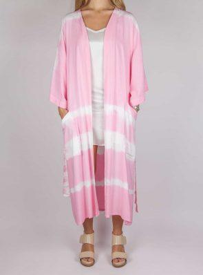 Kimono tie-dye baby pink, Sea Me Happy