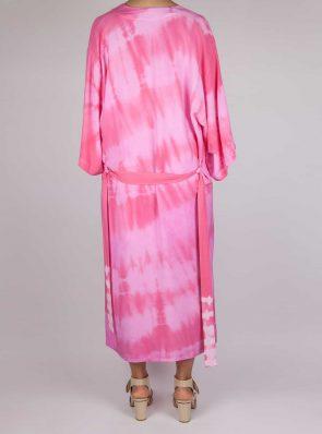 Kimono tie-dye pink, Sea Me Happy