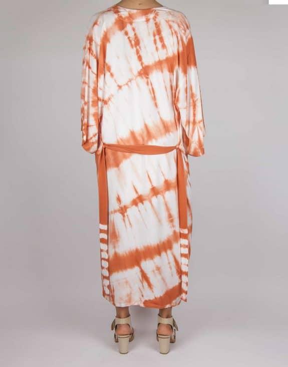 Kimono tie-dye terracotta, Sea Me Happy