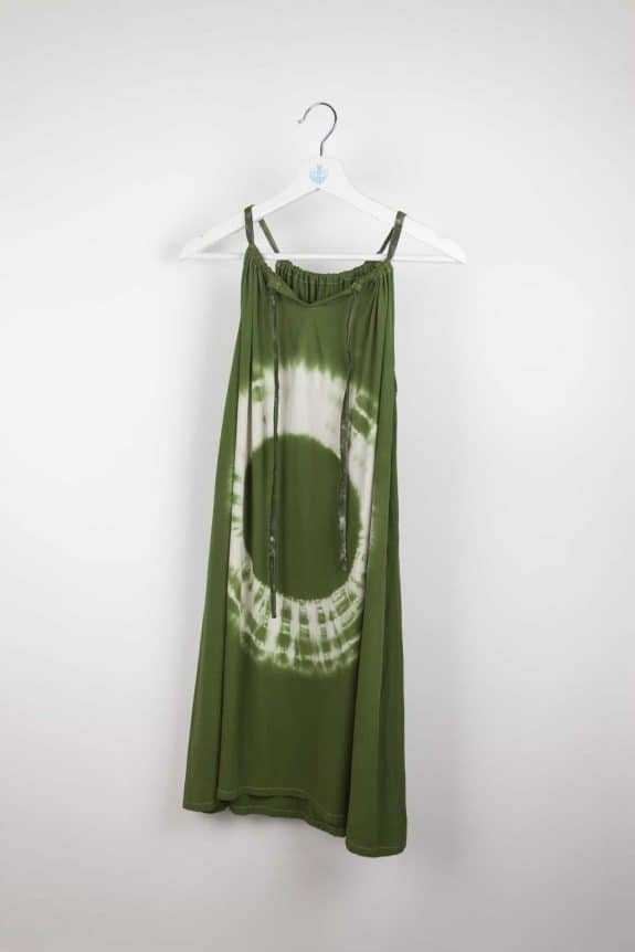Sunshine dress tie-dye 4 green, Sea Me Happy