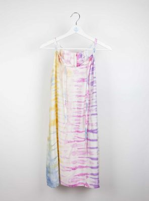 Short dress Sunshine dress tie-dye 10 multicolour, Sea Me Happy