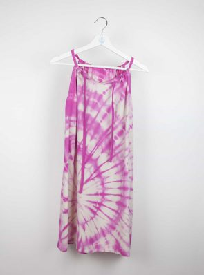 Short dress Sunshine dress tie-dye 7 pink, Sea Me Happy