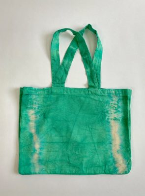Sea Me Happy beach bag green
