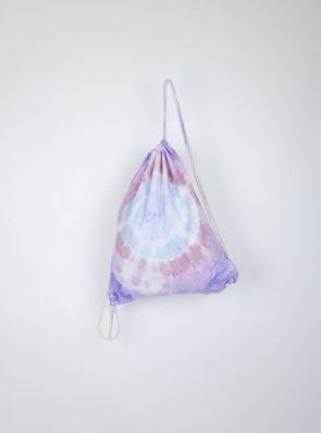 SeaMeHappy tiedye festivalbag multicolour
