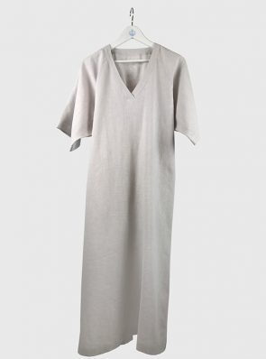 Sea Me Happy Tipi Dress 13, light grey