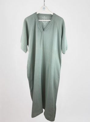 Sea Me Happy Bali dress 5 grey-green