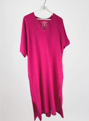 SeaMeHappy-Bali-dress-pink-fushia