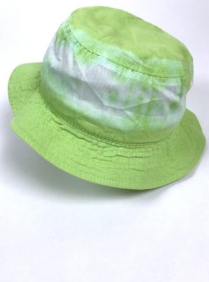 Sea Me Happy tie-dye Bucket Hat, great with your festival outfit