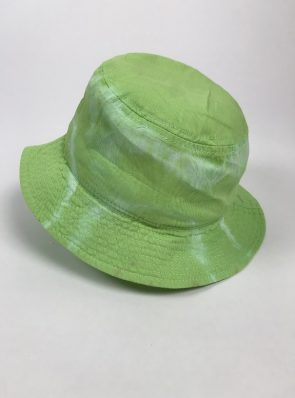 Sea Me Happy Bucket Hat green, great with your festival outfit