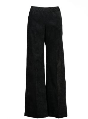 Sea Me Happy gypsy pants corduroy black