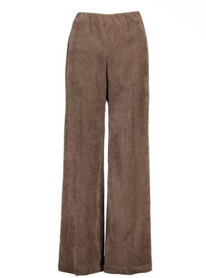 Sea Me Happy gypsy pants corduroy chocolat