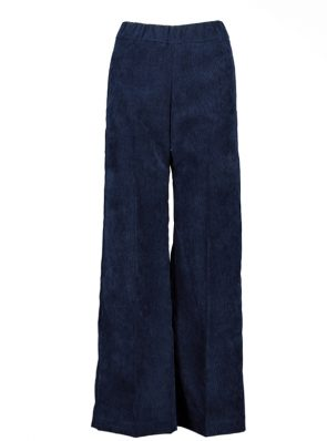 Sea Me Happy gypsy pants corduroy navy blue
