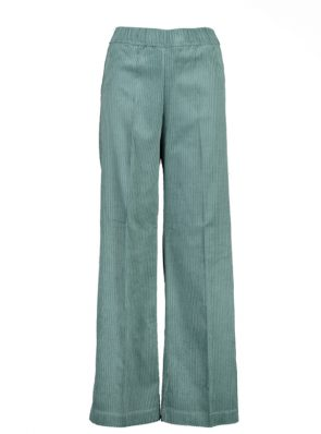 Sea Me Happy Gypsy pants wide rib, sage