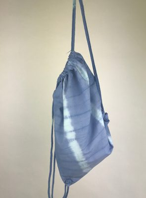 Sea Me Happy Festival Bag Blue