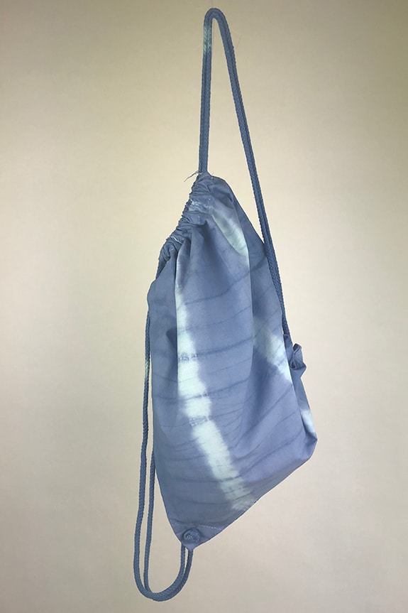 Sea Me Happy Festival Bag Blue
