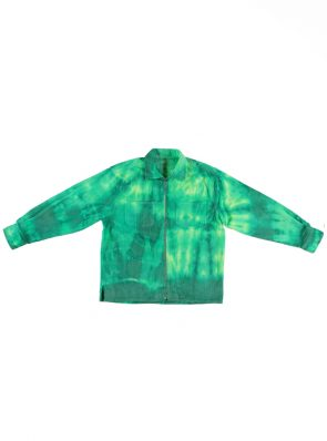 Sea Me Happy Gorgeous Jack fluo green mix in corduroy