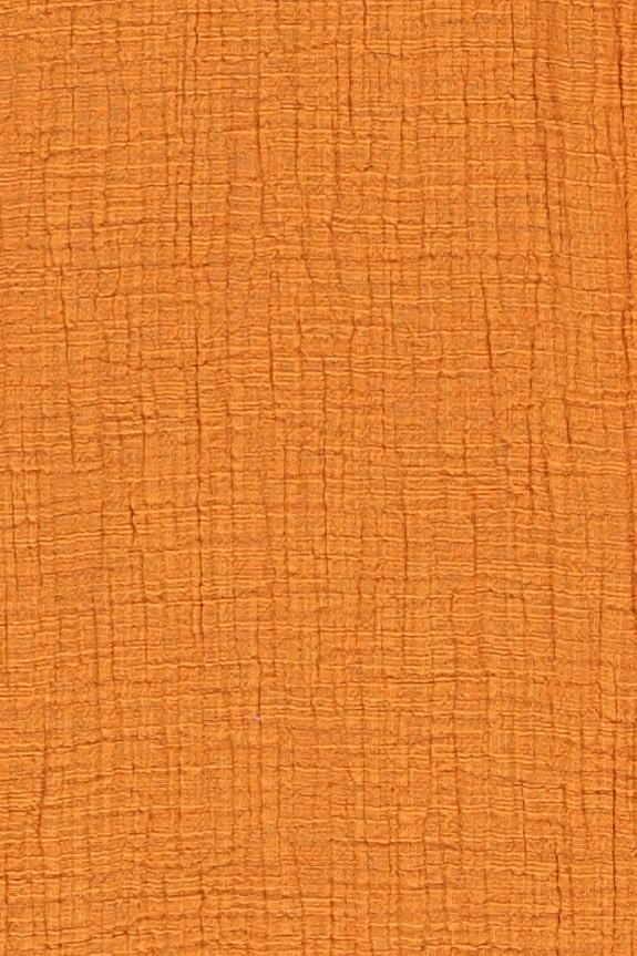 Sea Me Happy Bamboo saffran, 100% cotton