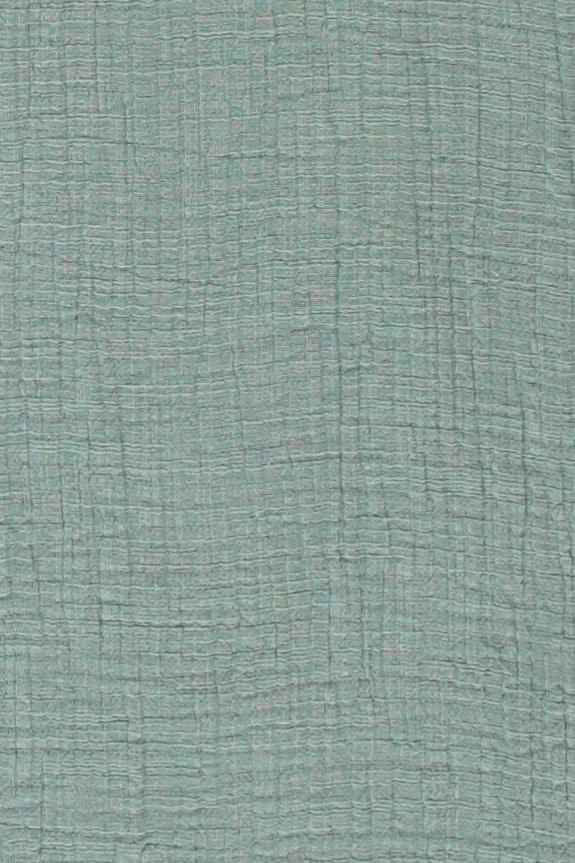 Sea Me Happy Bamboo sage, 100% cotton