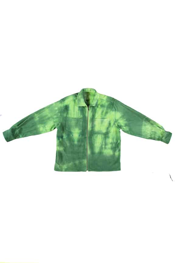forest green - neon green