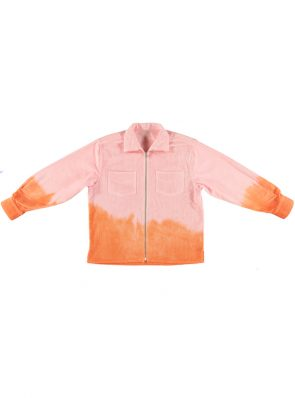 Sea Me Happy Gorgeous Jack rose-orange fade tie dye