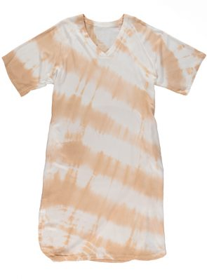 Sea Me Happy Ocean Breeze Dress tie dye sand