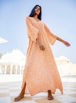 Sea Me Happy Cozumel dress lightweight ethnic