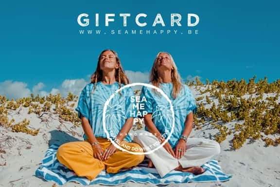 Sea Me Happy giftcard