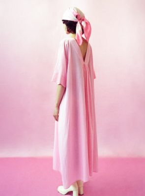 Sea Me Dress Short Sleeves cotton fruitella