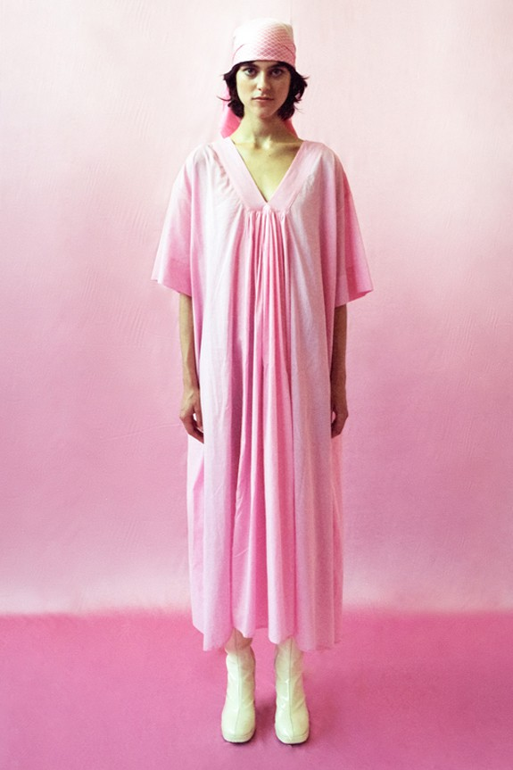 Sea Me Dress Short Sleeves cotton