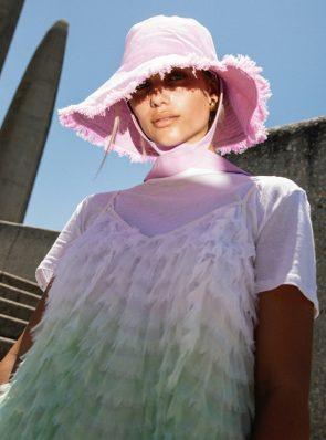 Sea Me Happy Soleada Hat lila