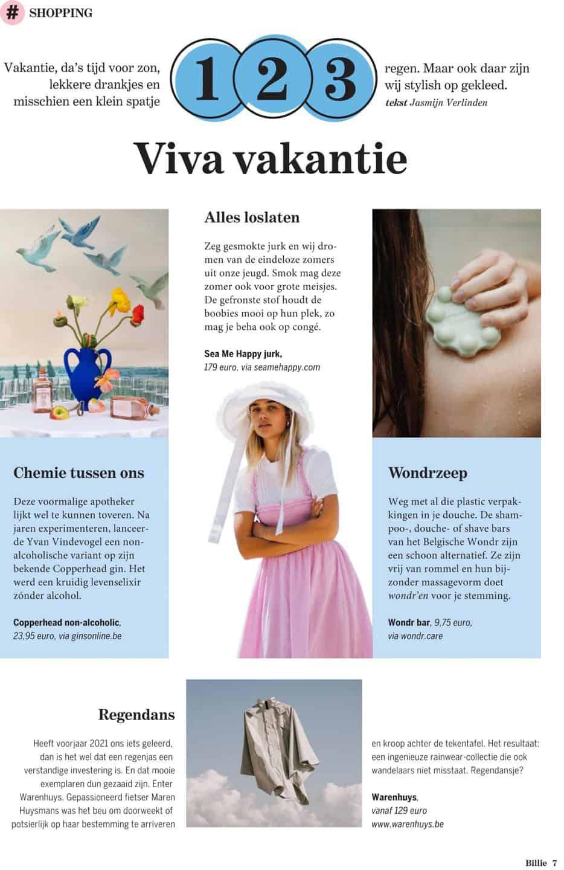 sea-me-happy-het-nieuwsblad-billie-magazine-pers